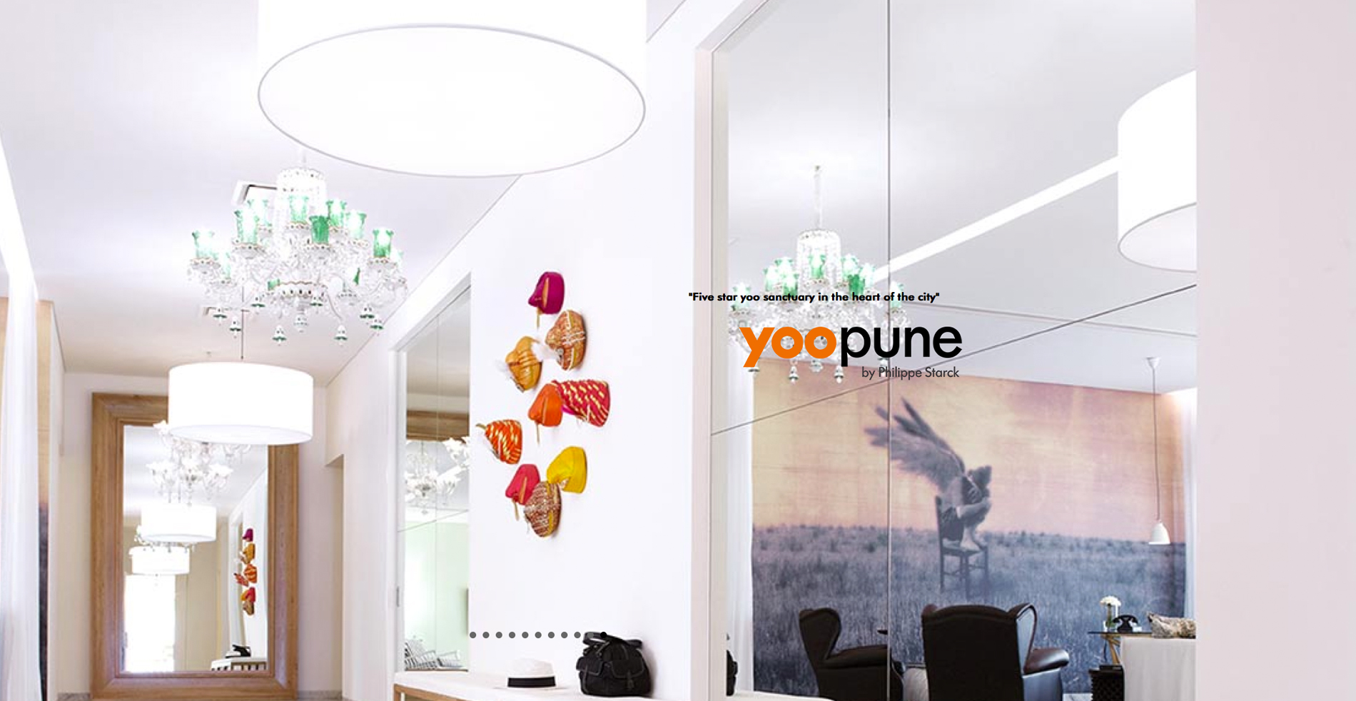 Yoo pune india philippe starck gnther egger view arubaitofo Images